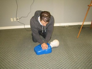 St Mark James CPR Courses in Ottawa, Ontario