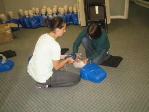 """St Mark James CPR level """"C"""" Courses in Ottawa"""