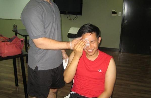 Eye First Aid
